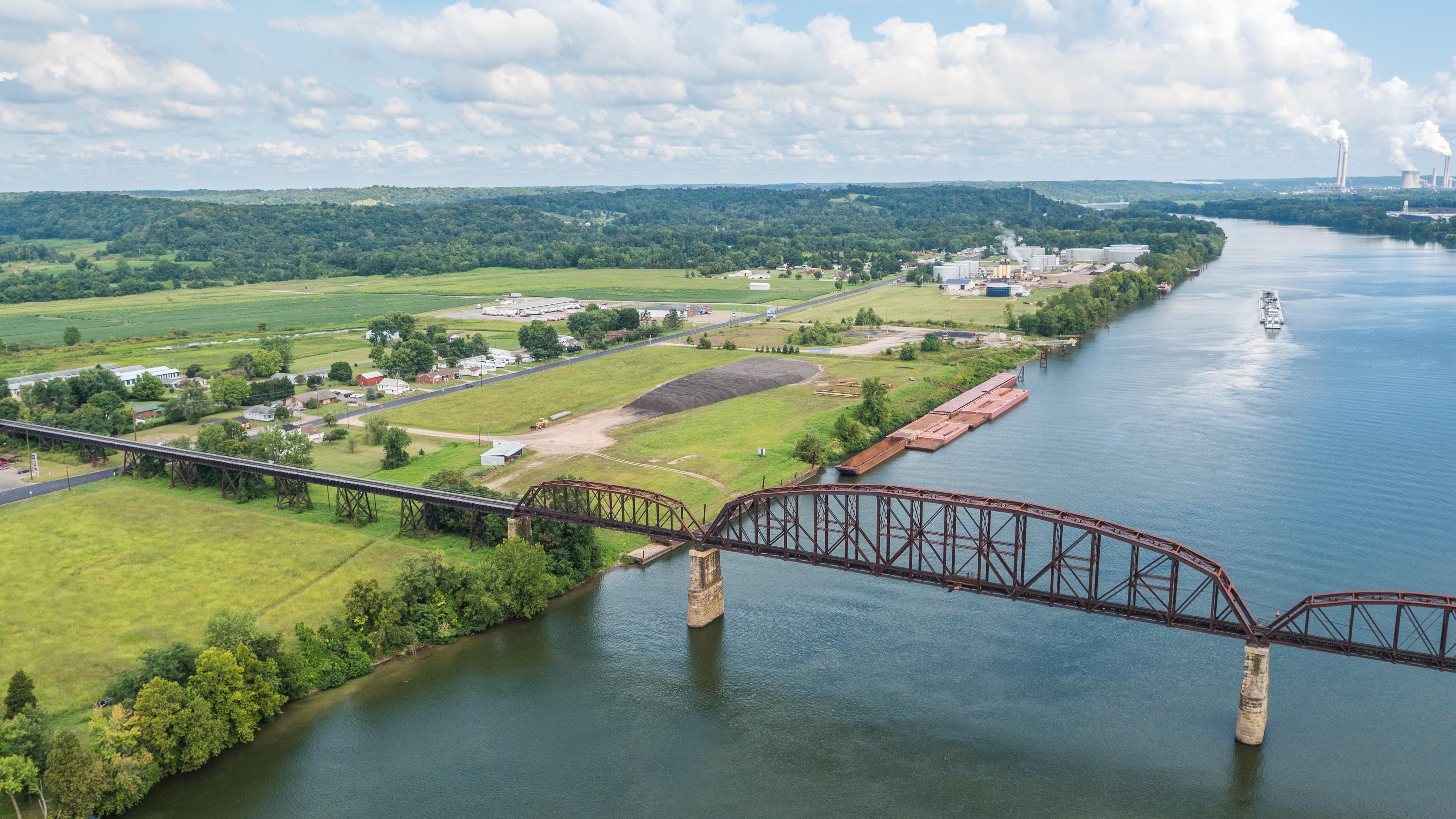 Aerial image of Bridge Fleet