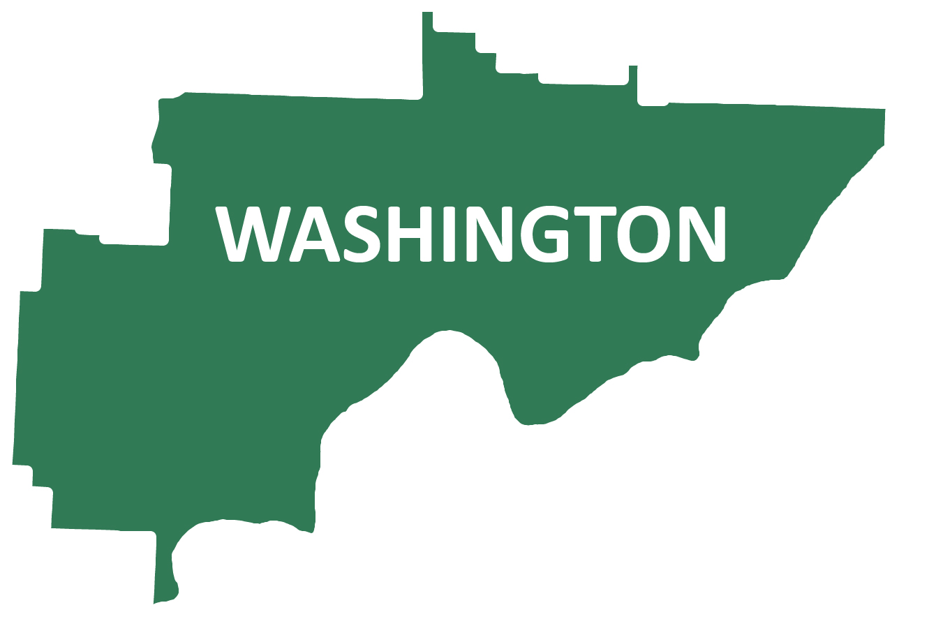 Outline image of Washington County