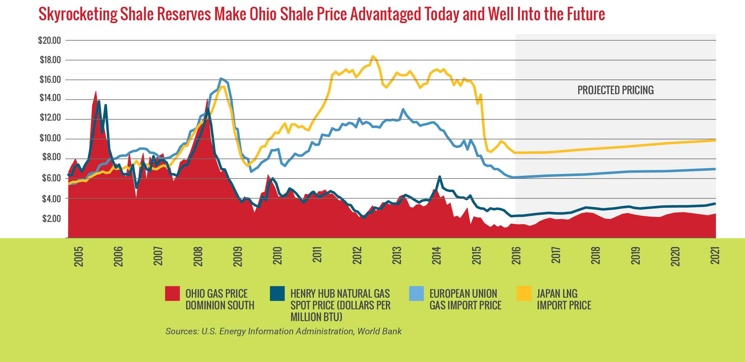 Annual Report 2015 Skyrocketing Shale Reserves