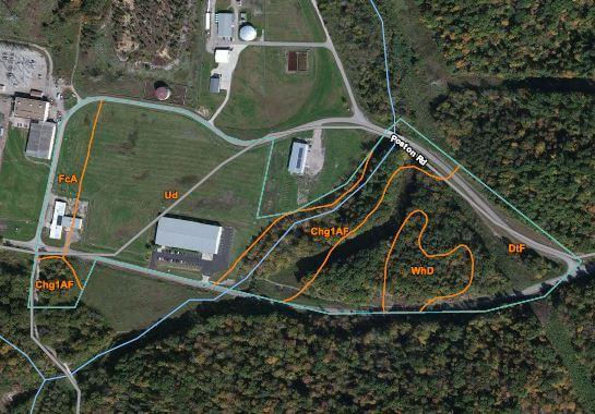 Ohio River Site wetland map thumbnail