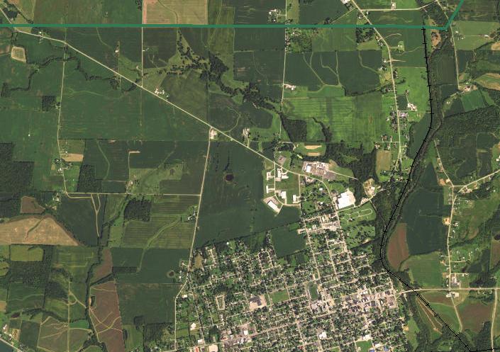 GIS Map image thumbnail