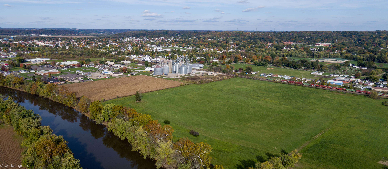 Aerial image of Former GE Property