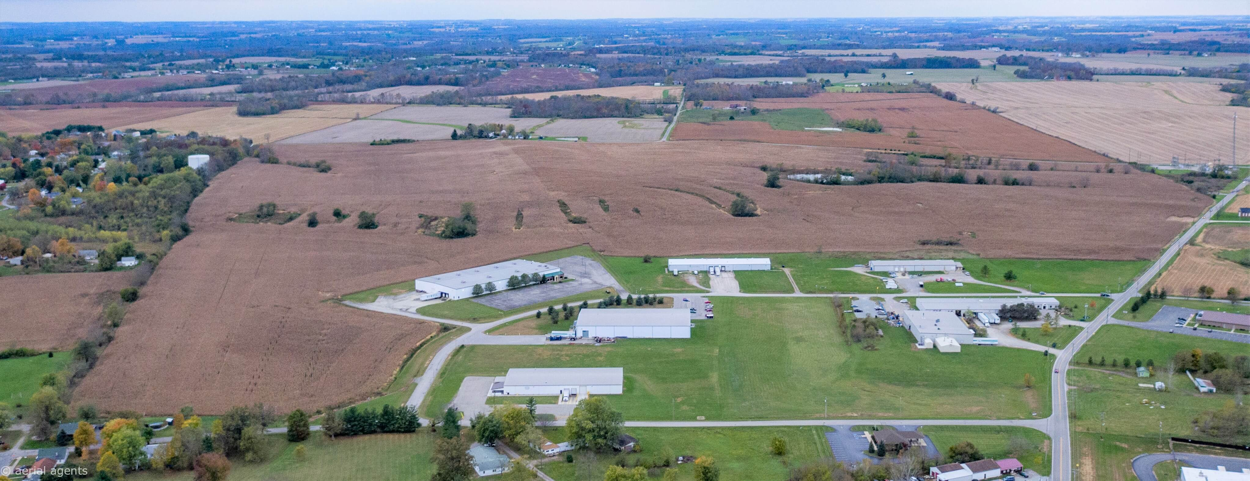 South Central Ohio Industrial Park Overview Image