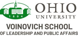 Logo for OU Voinovich School